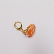 Orange (small) Ver. 1 Keychain - Fake Food Japan