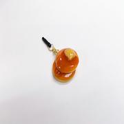 Pancake (mini) Headphone Jack Plug - Fake Food Japan