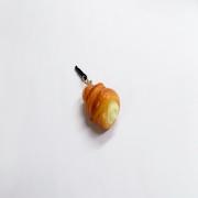 Pastry (Custard Cream-Filled) Headphone Jack Plug - Fake Food Japan