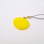 Pickled Japanese Radish Cell Phone Charm/Zipper Pull - Fake Food Japan