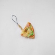 Pizza Slice (mini) Cell Phone Charm/Zipper Pull - Fake Food Japan