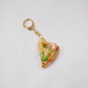 Pizza Slice (mini) Keychain - Fake Food Japan