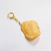 Potato Chip (Consommé Flavor) Keychain - Fake Food Japan