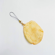 Potato Chip (Salted Flavor) Cell Phone Charm/Zipper Pull - Fake Food Japan