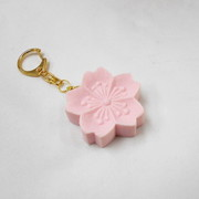 Rakugan Sakura Keychain - Fake Food Japan