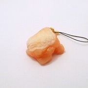 Raw Chicken Cell Phone Charm/Zipper Pull - Fake Food Japan