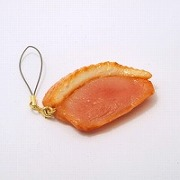 Roasted Duck Cell Phone Charm/Zipper Pull - Fake Food Japan