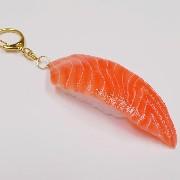Salmon Sushi Keychain