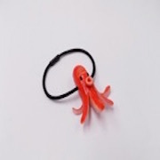 Sausage (Octopus-Shaped) Hair Band - Fake Food Japan