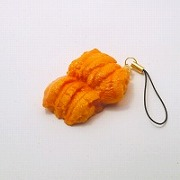 Sea Urchin Cell Phone Charm/Zipper Pull - Fake Food Japan