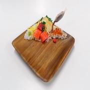 Seafood Chirashi Tray - Fake Food Japan