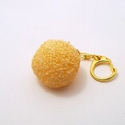 Sesame Dumpling Keychain - Fake Food Japan