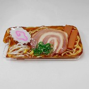 Shoyu (Soy Sauce) Ramen (new) iPhone 8 Case - Fake Food Japan
