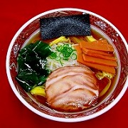 Shoyu (Soy Sauce) Ramen Ver. 1 Replica - Fake Food Japan