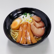 Shoyu (Soy Sauce) Ramen Ver. 2 Replica - Fake Food Japan