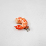 Shrimp (small) Hair Clip - Fake Food Japan