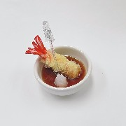 Shrimp Tempura (mini) Small Size Replica - Fake Food Japan