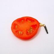 Sliced Tomato Headphone Jack Plug - Fake Food Japan