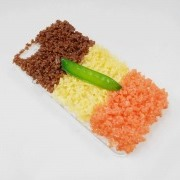 Soboro (Soy Sauce Minced Meat) Rice iPhone 6/6S Case - Fake Food Japan