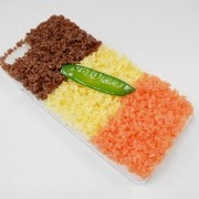 Soboro (Soy Sauce Minced Meat) Rice iPhone 6 Plus Case - Fake Food Japan