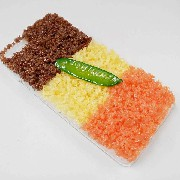 Soboro (Soy Sauce Minced Meat) Rice iPhone 7 Plus Case - Fake Food Japan