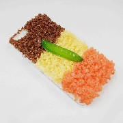 Soboro (Soy Sauce Minced Meat) Rice iPhone 8 Case - Fake Food Japan