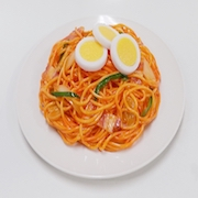 Spaghetti with Tomato Sauce Replica - Fake Food Japan