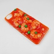 Stir-Fried Shrimp with Chili Sauce iPhone 6/6S Case - Fake Food Japan