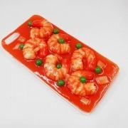 Stir-Fried Shrimp with Chili Sauce iPhone 6 Plus Case - Fake Food Japan