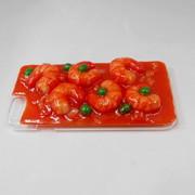 Stir-Fried Shrimp with Chili Sauce (new) iPhone 7 Case - Fake Food Japan
