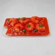 Stir-Fried Shrimp with Chili Sauce (new) iPhone 8 Plus Case - Fake Food Japan