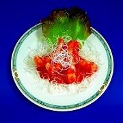 Stir-Fried Shrimp with Chili Sauce Ver. 1 Replica - Fake Food Japan