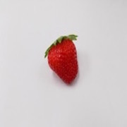 Strawberry with Stem Magnet - Fake Food Japan