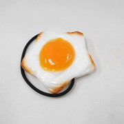 Sunny-Side Up Egg (Star) Hair Band - Fake Food Japan