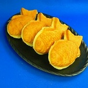Taiyaki Replica - Fake Food Japan