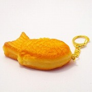 Taiyaki (new) Keychain - Fake Food Japan