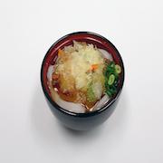 Tempura Udon Mini Bowl - Fake Food Japan