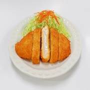 Tonkatsu (Deep Fried Pork Cutlet) Replica - Fake Food Japan