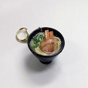 Tonkotsu (Pork Bone) Ramen Keychain - Fake Food Japan