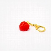 Umeboshi (Pickled Plum) (small) Keychain - Fake Food Japan