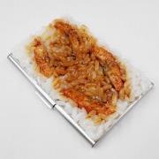 Unagi (Eel) Rice Business Card Case - Fake Food Japan
