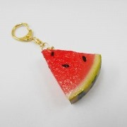 Watermelon (small) Keychain - Fake Food Japan