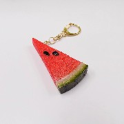 Watermelon (small) Ver. 2 Keychain - Fake Food Japan