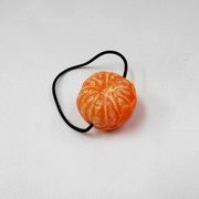 Whole Orange (small) Hair Band - Fake Food Japan