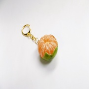 Whole Orange (small) Ver. 2 Keychain - Fake Food Japan