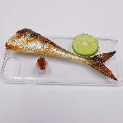 Yaki Sanma (Grilled Mackerel Pike) Tail iPhone 7 Plus Case